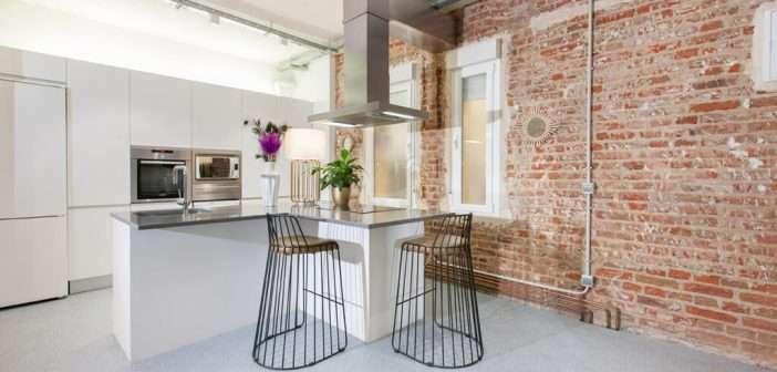 El estilo ecléctico prevalece sobre el minimalista en las cocinas este 2018