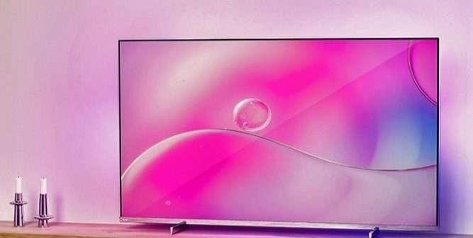 Philips, Luz, Televisores