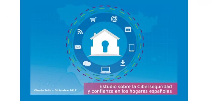 ONTSI, ciberseguridad, confianza, hogares, hogares españoles