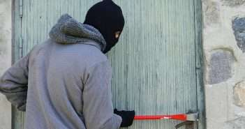 seguridad, residencia, robo