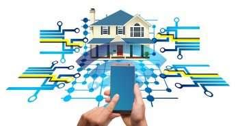 hogar inteligente, automatización
