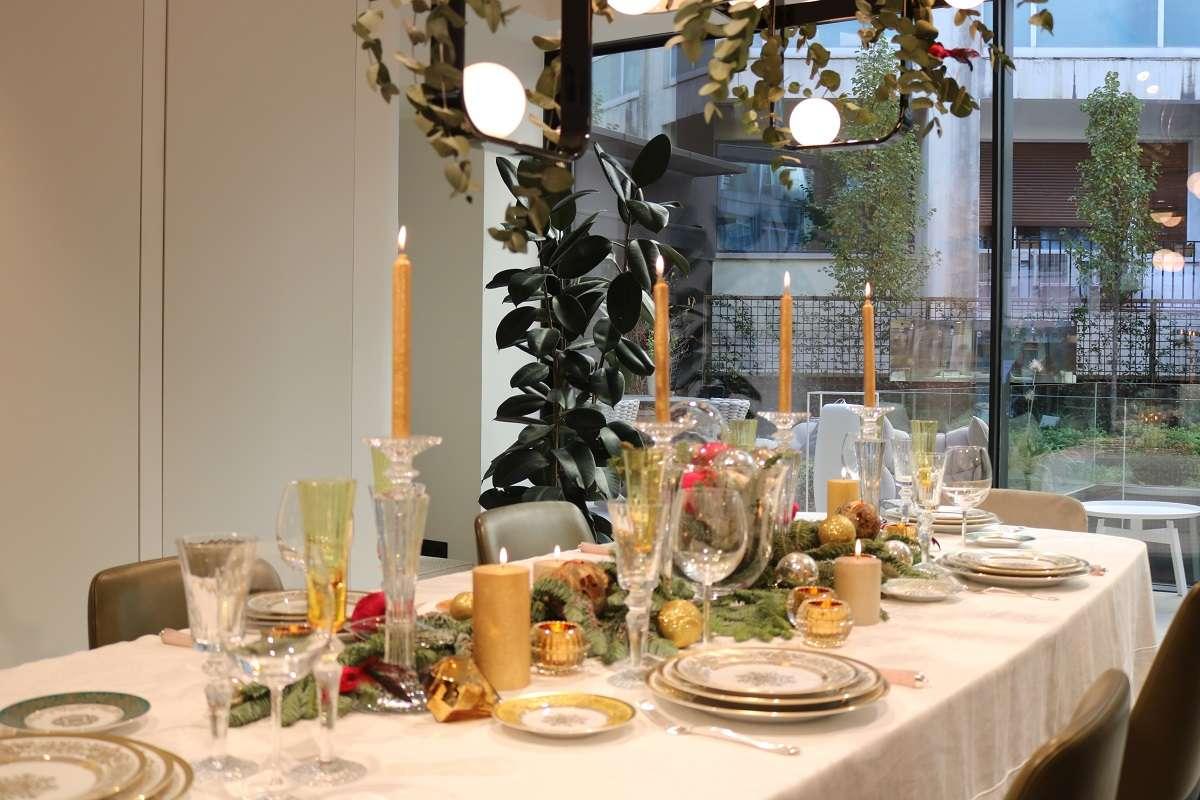 C mo preparar la mesa de navidad perfecta smart lighting - Preparar mesa navidad ...