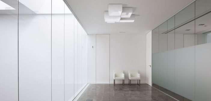 La luz es el soporte que articula el lenguaje de la arquitectura
