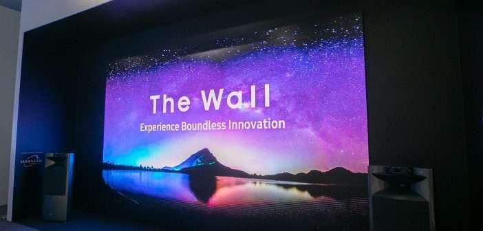 Samsung presenta a la industria audiovisual global una nueva generación de calidad de imagen 8K Digital Signage