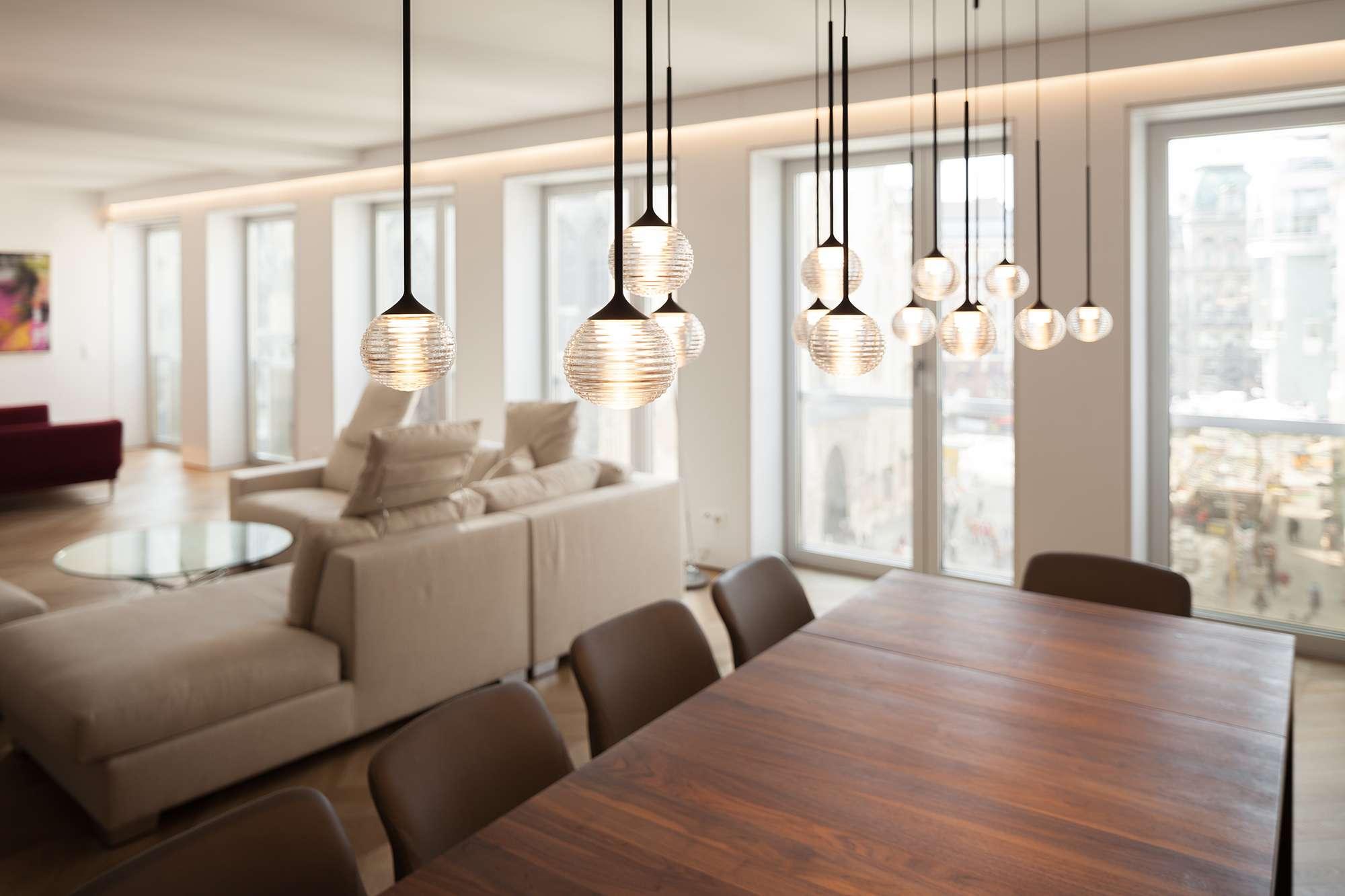 VIBIA, iluminación, hogar