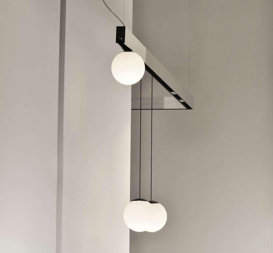 Anvil System, iluminación, LED, B.lux