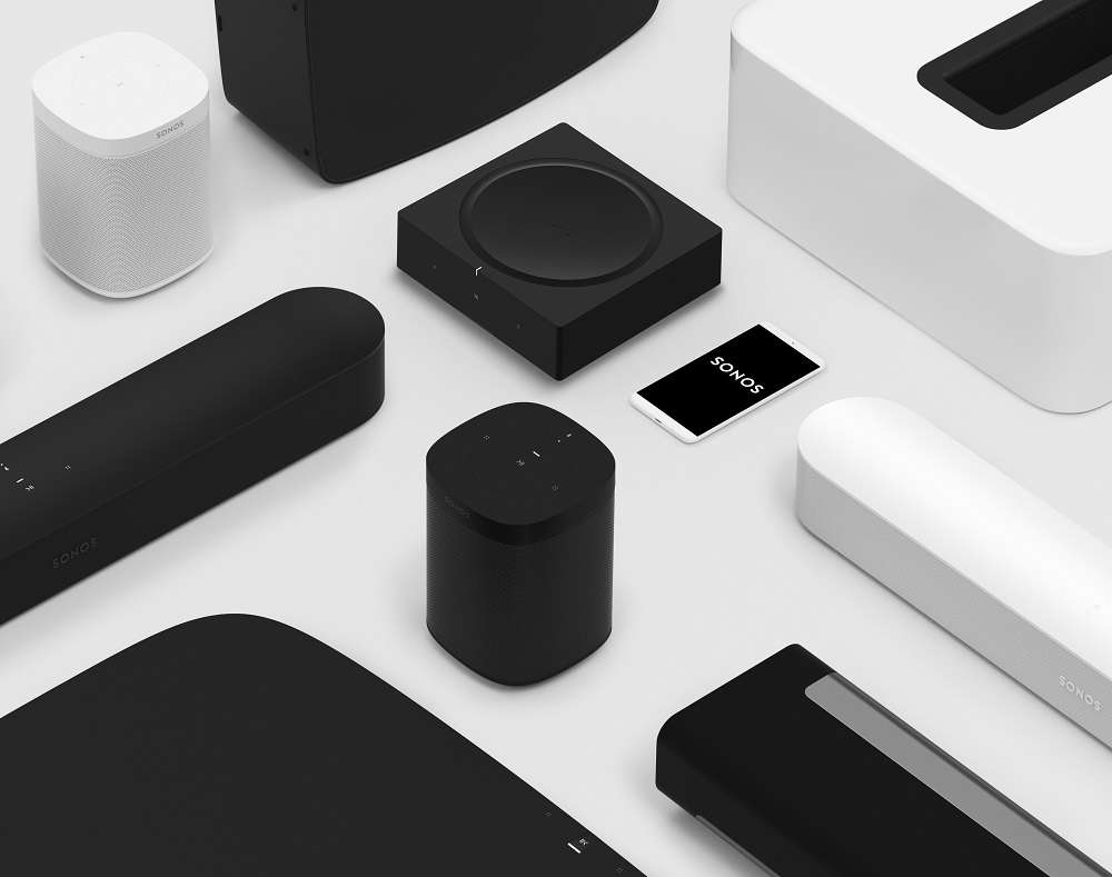 Sonos, smart home, altavoces