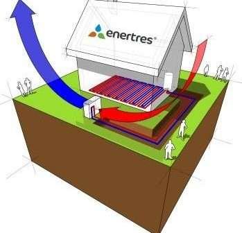 ¿Aerotermia o geotermia? Enetres analiza el rendimiento de las dos energías renovables