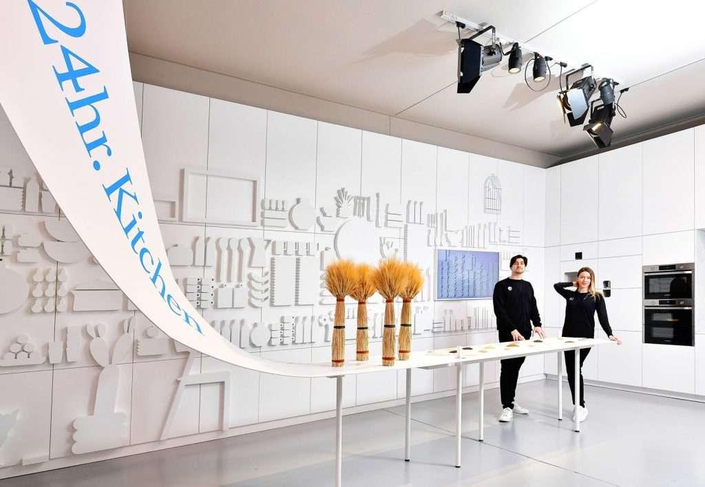 Samsung, Kitchen, Designe Milan Week