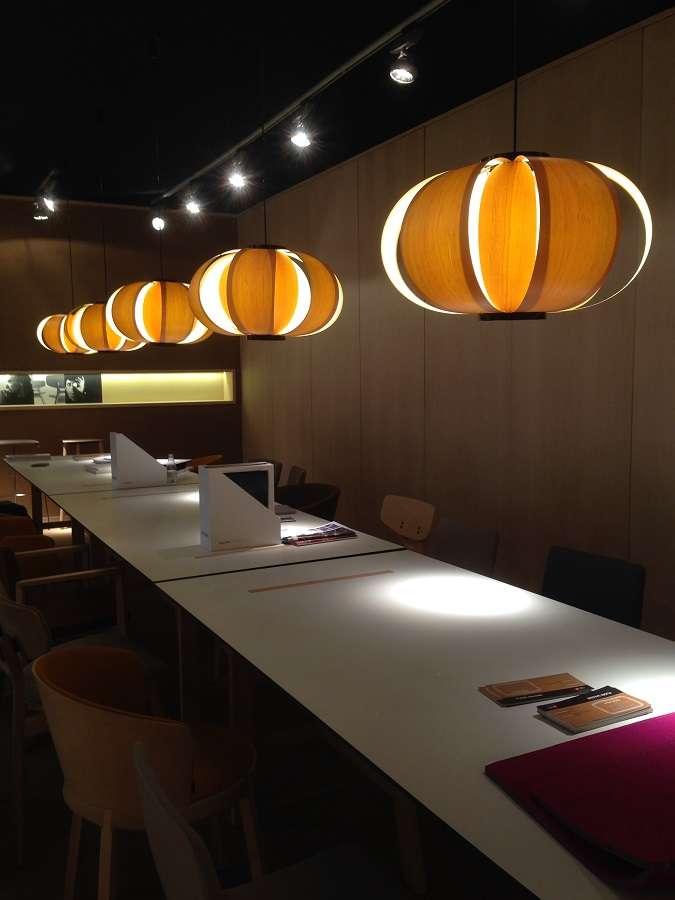 barcelona, diseño, luz, lámparas