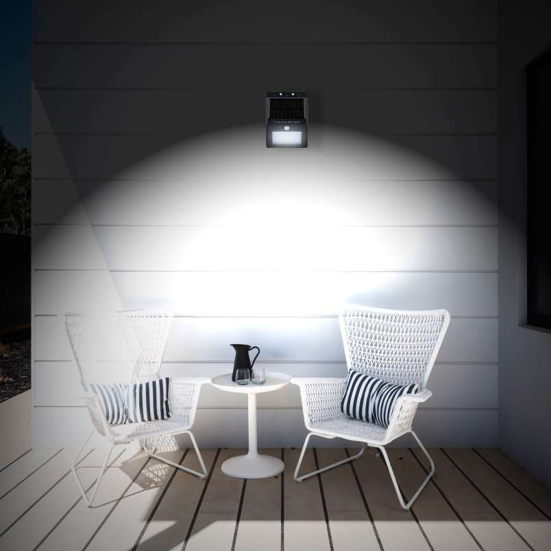 LED, Solar, iluminación,