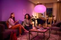 Philips Hue, iluminación inteligente, Smart Home, hogar inteligente