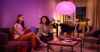 Philips Hue, iluminación inteligente, Smart Home, hogar inteligente