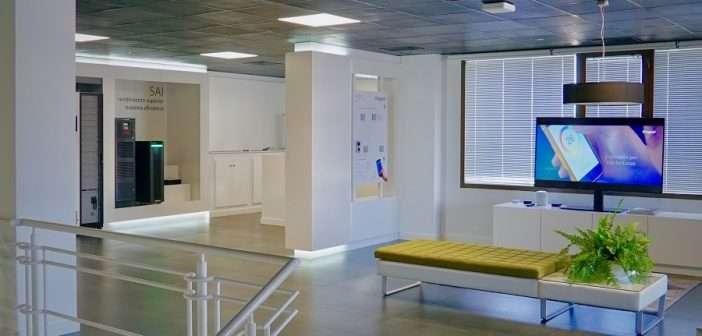 Legrand Group España renueva las instalaciones de su sede central en Torrejón de Ardoz