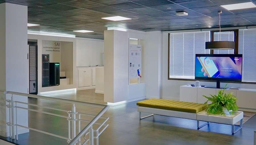 Legrand, oficinas, Torrejón de Ardoz