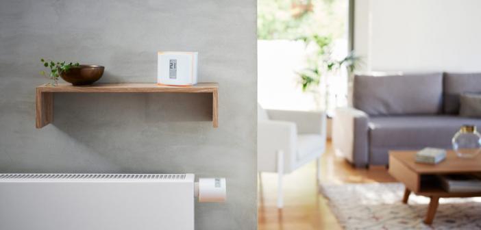 Netatmo, termostato, smart home
