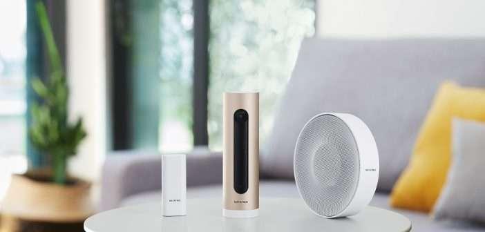 Netatmo presenta su nuevo Sistema de Alarma con Vídeo Inteligente