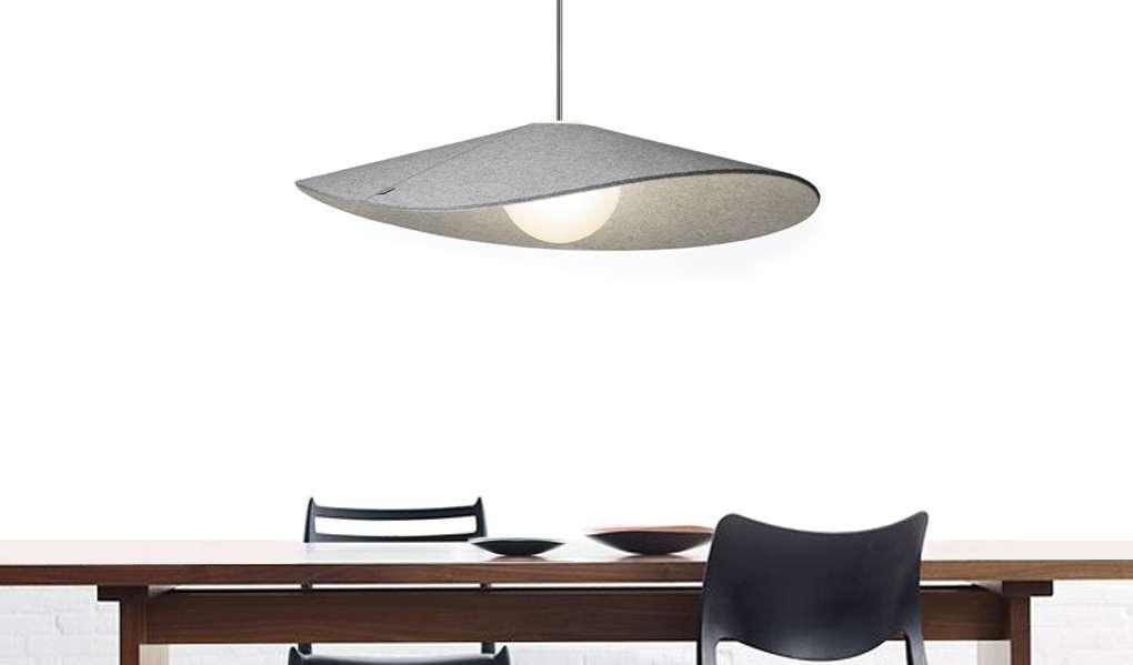 Bola Felt, Pablo, iluminación, LED, diseño