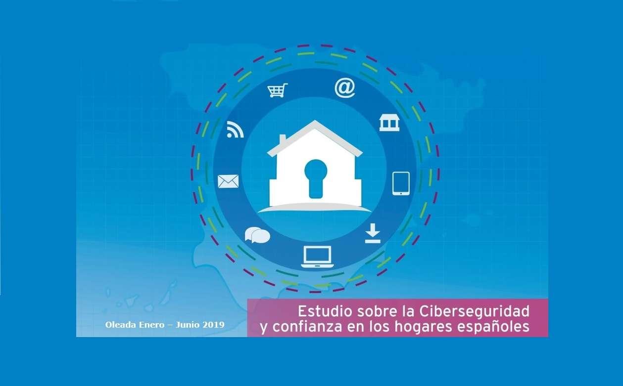ciberseguridad, hogares españoles