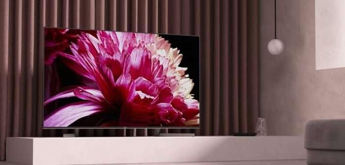 Sony, Alexa, televisores