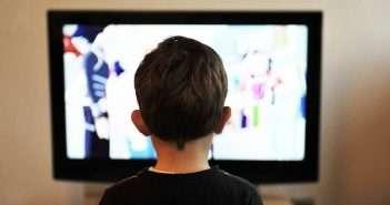 niños, obesidad, televisión