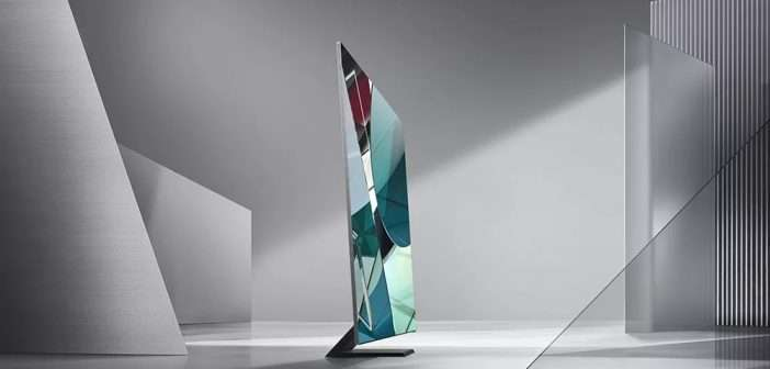 Samsung, QLED, 8K