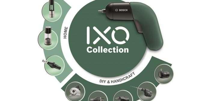 IXo, Bosch, hogar