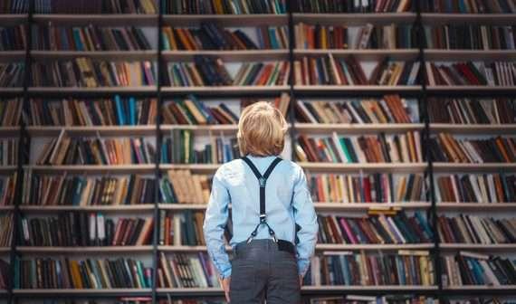 libro, niños, libreria, ciencia, leer, tecnología