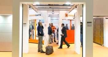 smart doors, Ifema