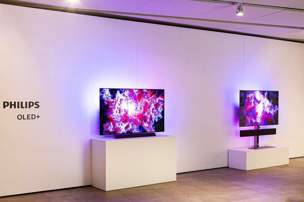 Philips TV, OLED