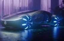 robots EPFL, CES Las Vegas, Mercedes,