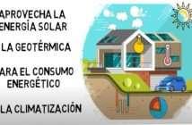 casa solar, geosolar