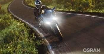 Osram, motocicletas, lámparas, iluminación,