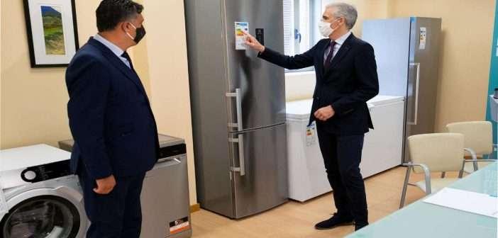Xunta de Galicia, Electrodomesticos