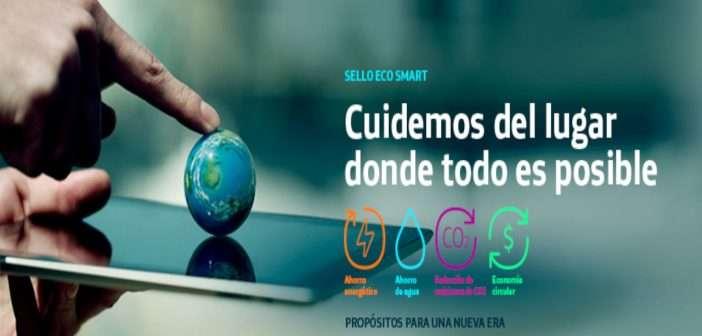 Eco Smart, emisiones, CO2, digitalización, teletrabajo