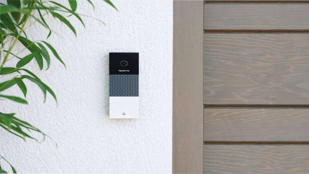 Netatmo, video timbre, smart home, hogar inteligente