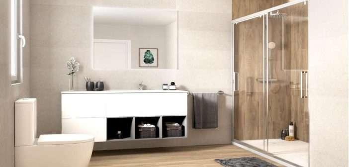 Tu baño es tu espacio para el bienestar. Hazlo a tu medida con las novedades de Leroy Merlin