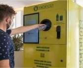 España implantará máquinas que recompensan por reciclar antes de que acabe 2020