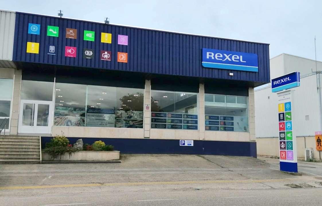 Rexel, Vigo, distribución, material electríco