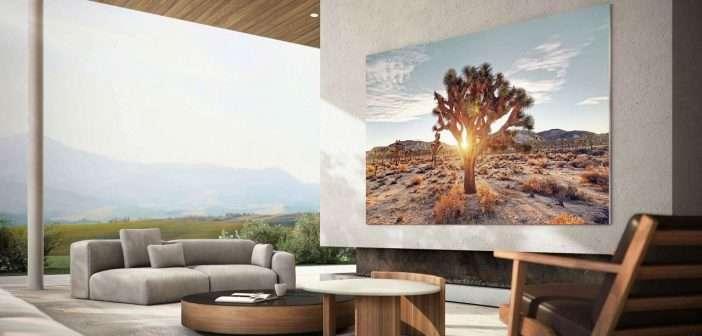 Samsung, MicroLED, imágen, televisión, televisores