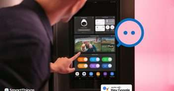 SmartThings™ , SmartThings, conectividad, NEST, hogar conectado, hogar inteligente