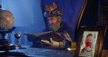 Ilusiono recrea a los reyes magos con realidad virtual ante la ausencia de cabalgatas estas navidades 🎅