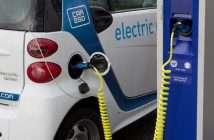 vehiculo electrico, estacion carga