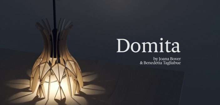 lámpara, Domita
