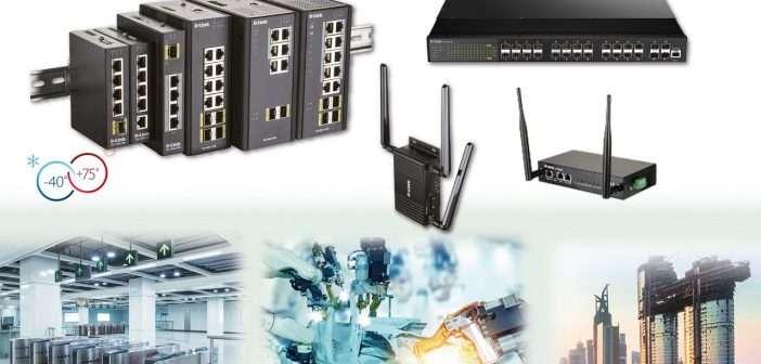 D-Link. Industrial, ciberseguridad