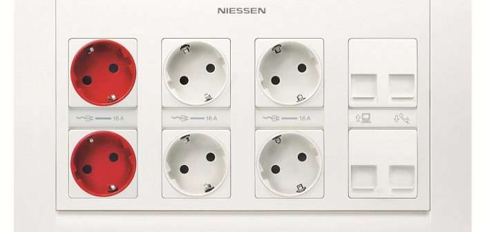 cableado, Niessen, hogar, smart home