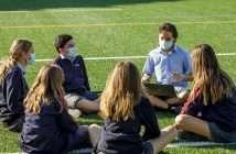 medio ambiente, cambio climático, jovenes
