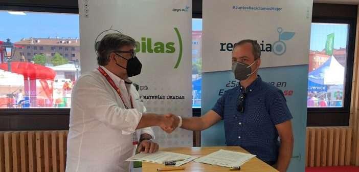 Ecopilas y Ambe seguirán colaborando para incrementar el reciclaje de las baterías de las bicicletas eléctricas en España