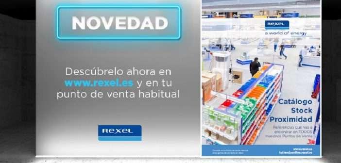 Rexel lanza su catálogo de productos de stock de proximidad