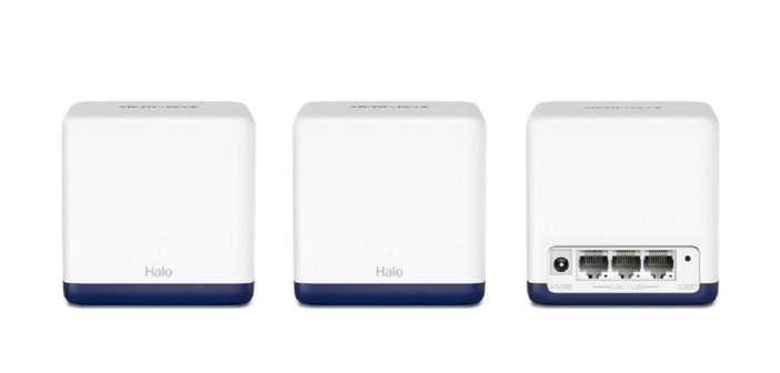 Mercusys® presenta Halo H50G, el dispositivo pensado para proporcionar la tecnología Wi-Fi Mesh más avanzada a cualquier persona
